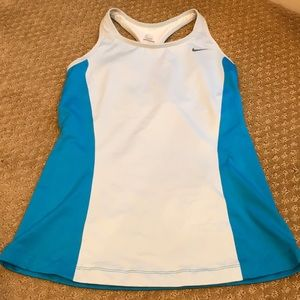 Nike Work Out tank!